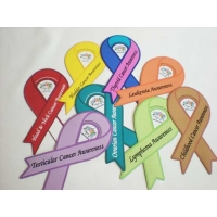 Ribbon Awareness Car Magnets
